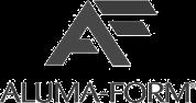 Aluma-form logo