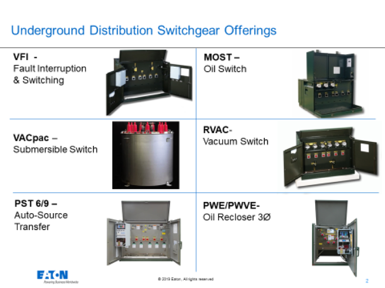 underground-distribution-switchgear