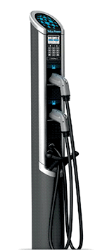 Tellus Power Dual ev charger