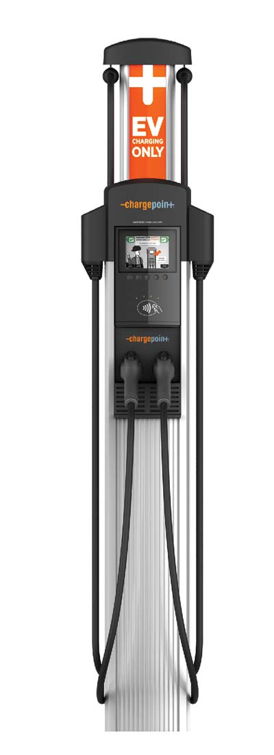 CT4000 Family ev charger