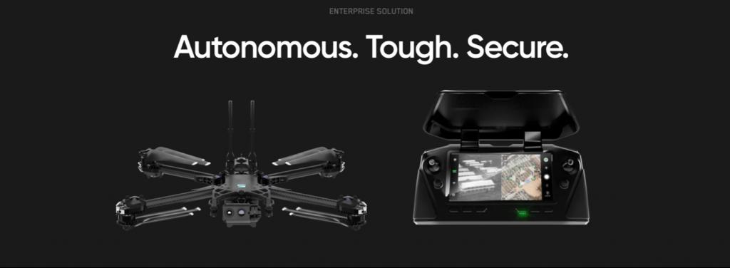 autonomous. tough. secure.