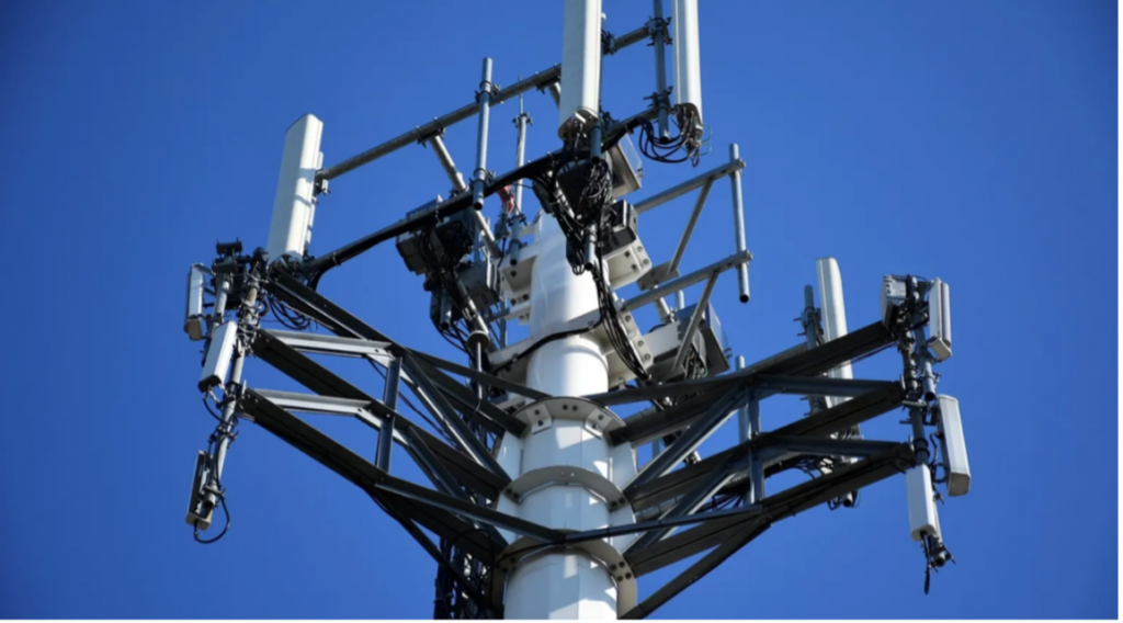 telecommunications with drone